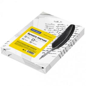 Бумага писчая OfficeSpace, А4, 250л., 92%, 60г/м2