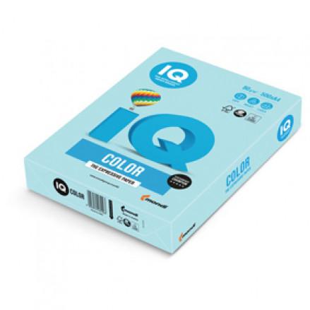 Бумага IQ MAESTRO Color 80, 500л. Голубой