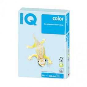 Бумага IQ MAESTRO Color 80, 100л. Светло-голубой