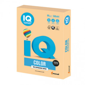 Бумага IQ MAESTRO Color 80, 500л. Золотистый