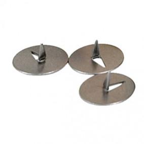 Кнопки 12мм, 100шт. металл, inФОРМАТ