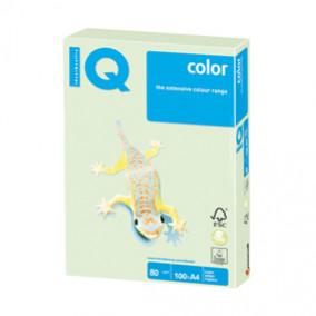 Бумага IQ MAESTRO Color 80, 100л. Светло-зелёный