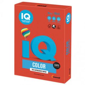 Бумага IQ MAESTRO Color 80, 100л. Кораллово-красный