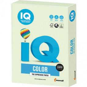 Бумага IQ MAESTRO Color 160, 250л. Светло-зелёный