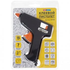 Клеевой пистолет ArtSpace, 15Вт, д.7мм