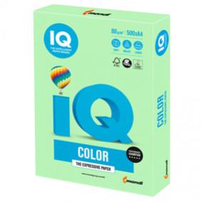 Бумага IQ MAESTRO Color 80, 500л. Зелёный
