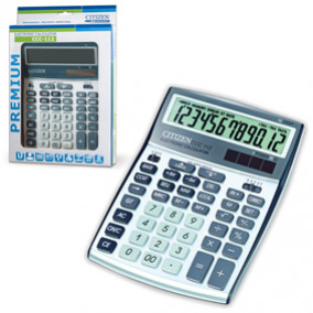 Калькулятор Citizen CCC-112WD, 12 разр.