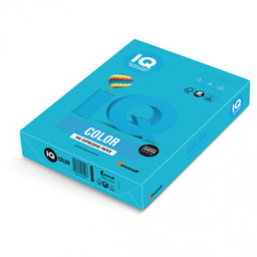 Бумага IQ MAESTRO Color 80, 500л. Светло-синий