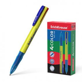 Ручка шариковая автомат. 4 COLOR, ЕК