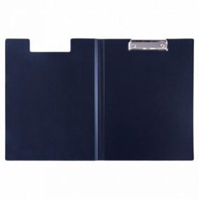 Папка-планшет с зажимом А4, пластик, STAFF