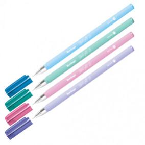 Ручка шариковая 0,5мм, Starlight S, корпус пастель, Berlingo