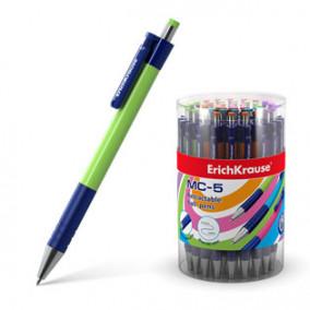 Ручка шариковая автомат. 0,7мм МС-5, ЕК