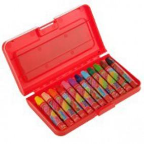 Набор масляной пастели Faber Castell для детей, 12 цветов в пластиковом пенале